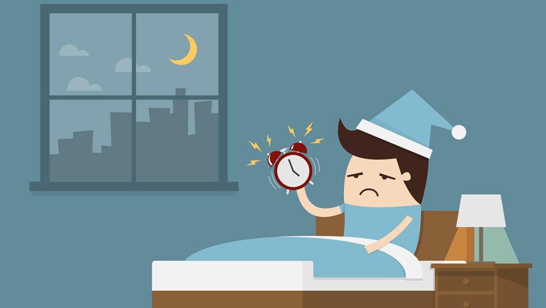 El hábito de dormir bien