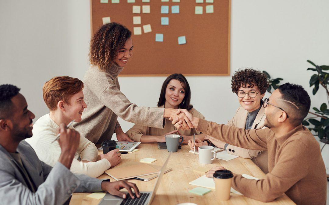¿Cómo una persona puede cambiar la conciencia de una organización?