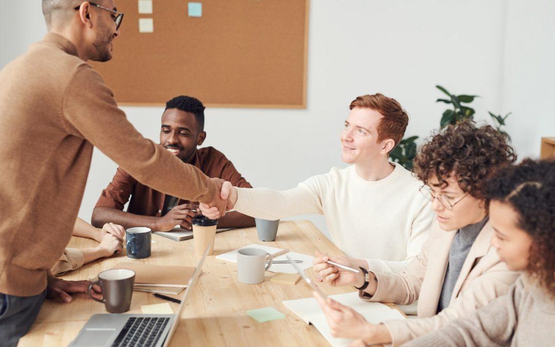¡El diálogo en el trabajo es el oxígeno del compromiso y el cambio!
