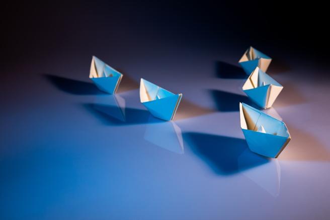 Cinco reglas para liderar en un mundo digital